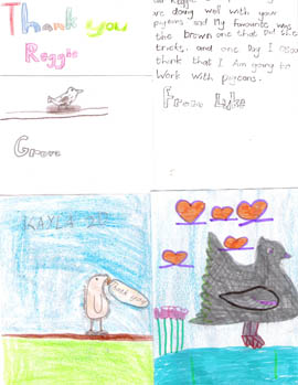 Thank you - Grove Primary School - 1