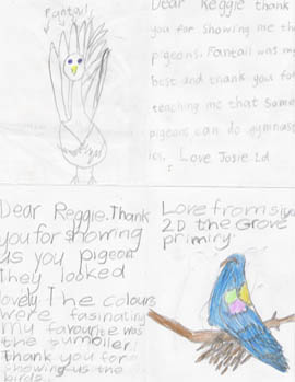 Thank you - Grove Primary School - 2